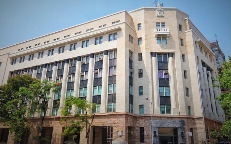 Sanrachana Heritage Building in Mumbai