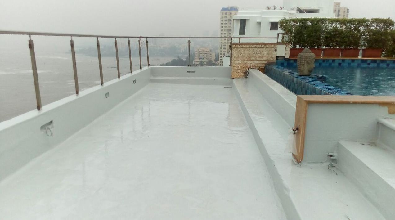 Moisture control & Waterproofing