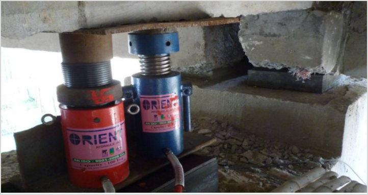 Bearing, Structural Joint Maintenance