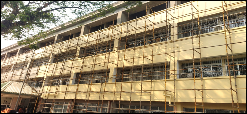 Sanrachana Silchar Medical College Hospital
