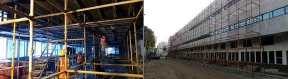 Sanrachana Office Building for Crompton Greaves