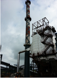 RCC Chimney in Karnataka