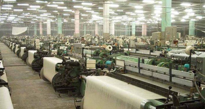 Textile Factory at Vapi